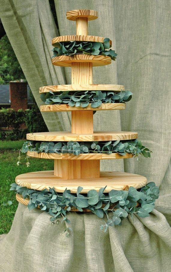 Donut Stand Cupcake Stand Nontraditional Wedding Cake Donuts     Donut Stand Cupcake Stand Nontraditional Wedding Cake Donuts Cupcakes Fruit  Pyramid Donut Tree Cupcake Tree wedding Cake Stand
