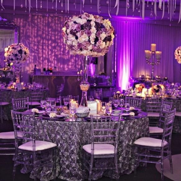 Platinum Decorations Black And Wedding