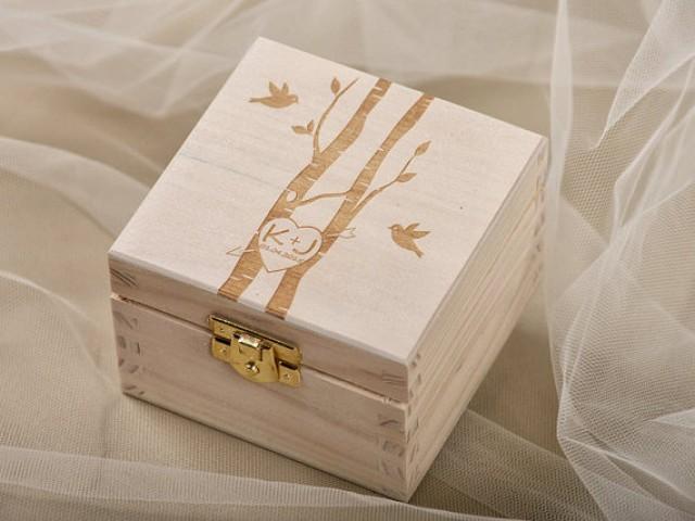Personalized Ring Box Proposal