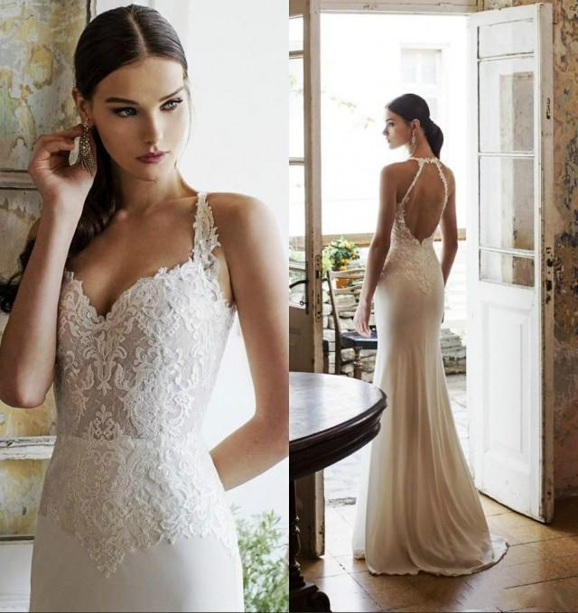 2015 Vadim Margolin Wedding Dresses Spring Summer Mermaid