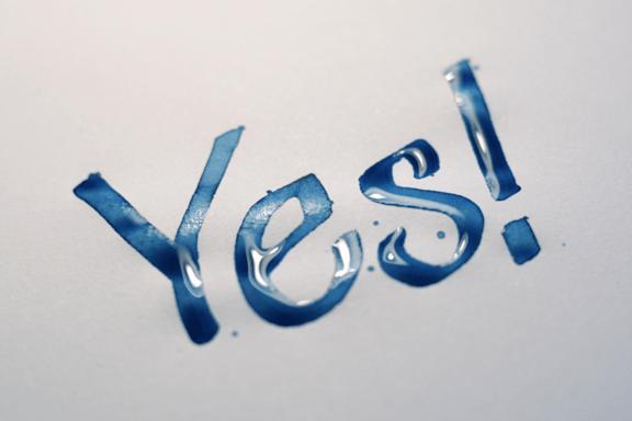 Yes! by ateliervonau - creativemarket.com