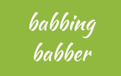 Babbing