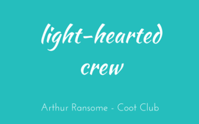 Light-hearted crew
