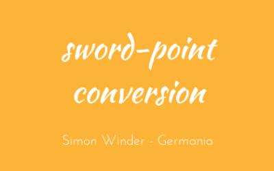 Sword-point conversion