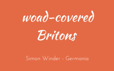 Woad-covered Britons