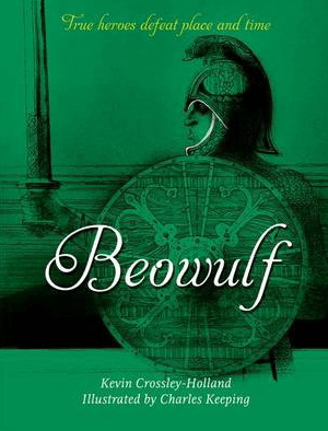 Crossley-Holland front cover Beowulf
