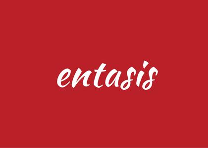 word - entasis