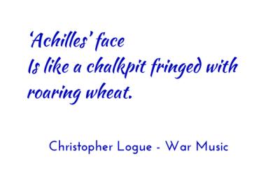 Achilles' face