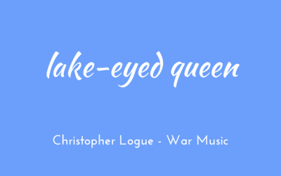 Lake-eyed queen