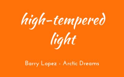 High-tempered light