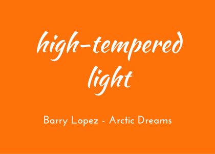Barry Lopez - Arctic Dreams