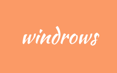 Windrows