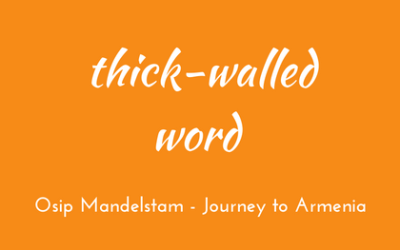 Thick-walled word