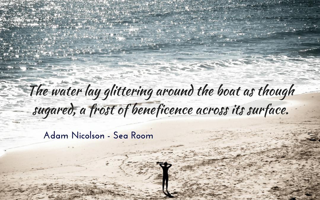 Adam Nicolson - Sea Room - metaphor