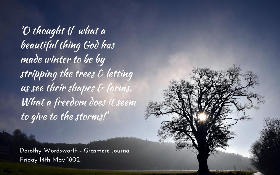Dorothy Wordsworth - Grasmere Journal