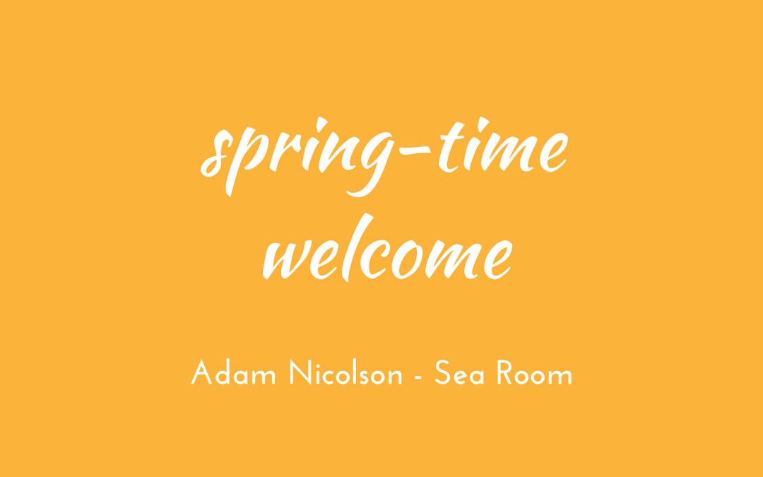 Adam Nicolson - Sea Room