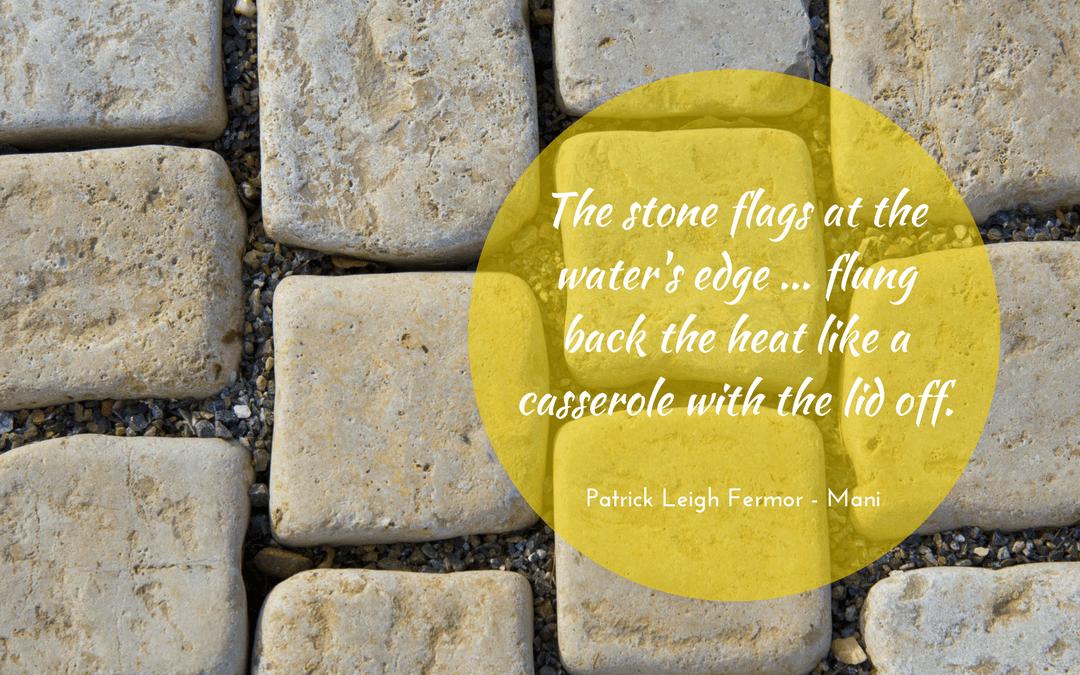 Patrick Leigh Fermor - Mani - metaphor