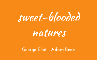 Sweet-blooded natures
