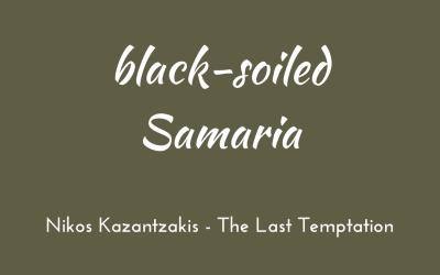 Black-soiled Samaria