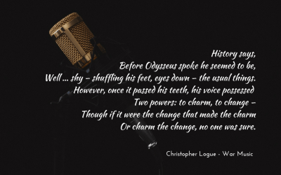 To charm, to change …