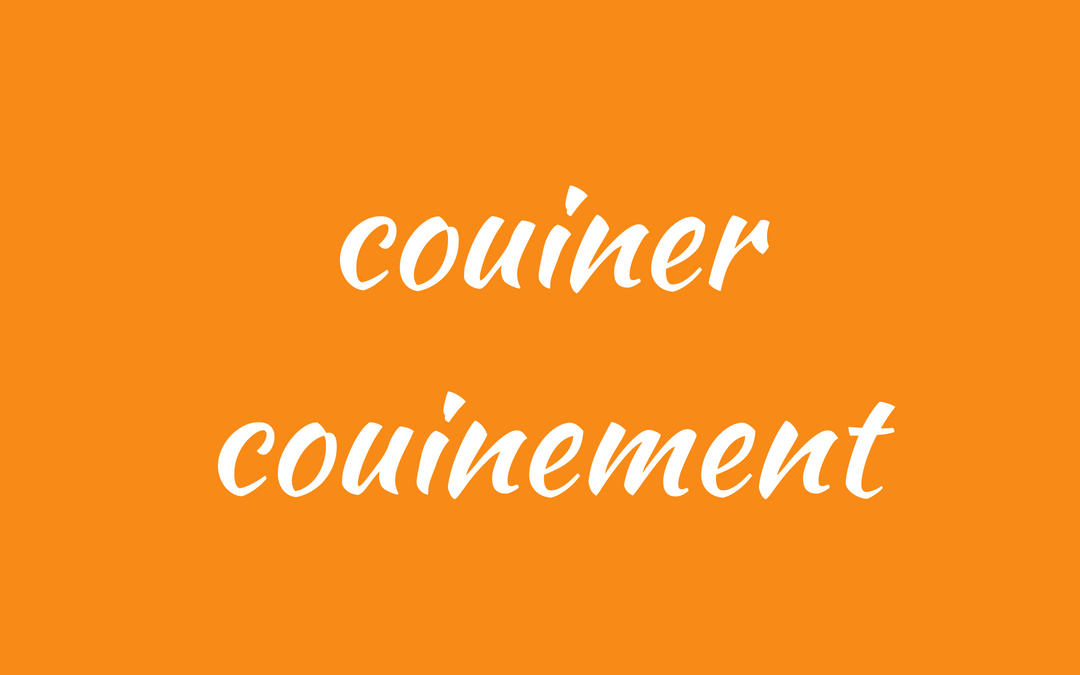 words - French - couiner couinement