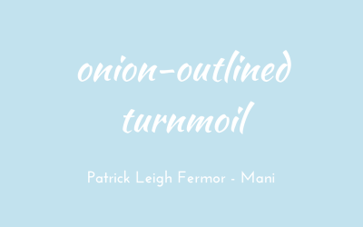 Onion-outlined turnmoil