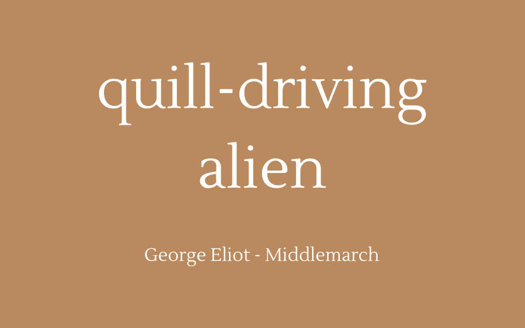 Quotation - George Eliot - Middlemarch