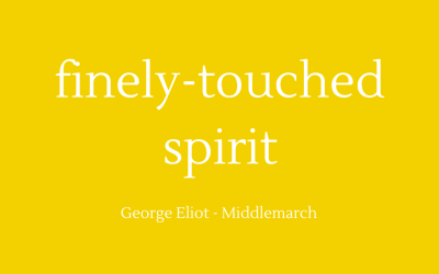 Finely-touched spirit