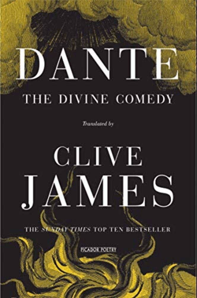 Cover - Dante, The Divine Comedy, trans. Clive James