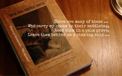 Poems for my family 010 – Gumilyov