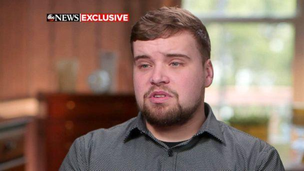 PHOTO: Harrison Snyder, 22, tells 'GMA' about his experience as a juror on Bill Cosby's sexual assault retrial. (ABC)