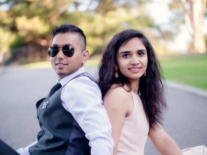 Beautiful Nepali Couple