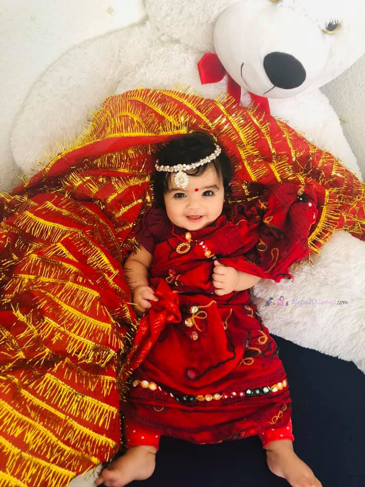 Different Names of Durga for Baby Girl