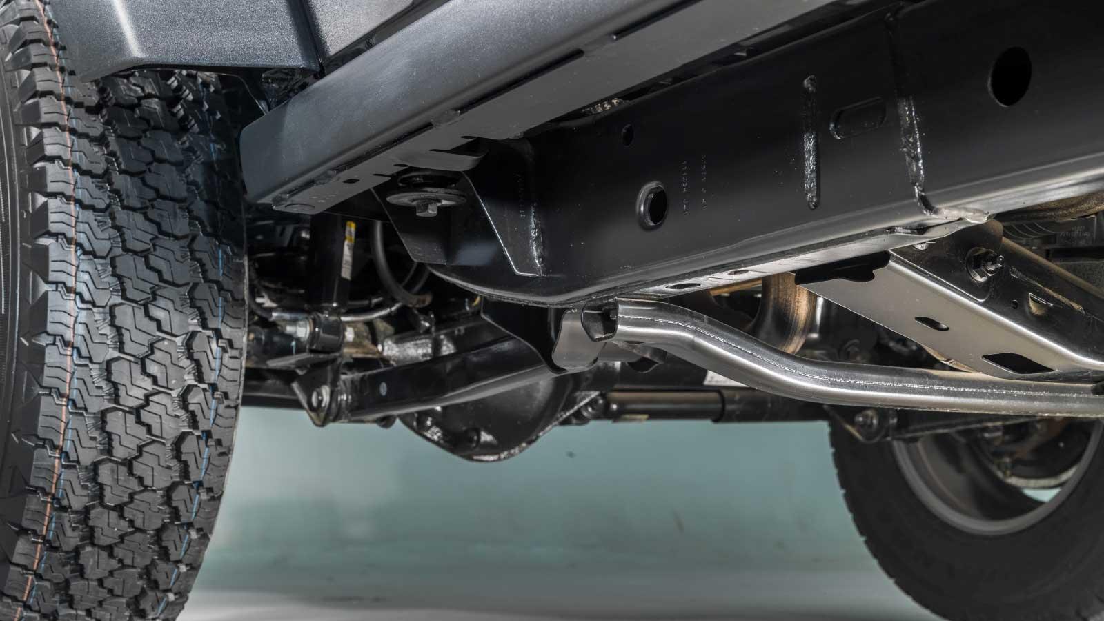 Truck Frame Repair Robs Customs And Restorations
