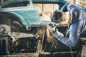 How To Prepare For A Full Auto Restoration Robs Customs