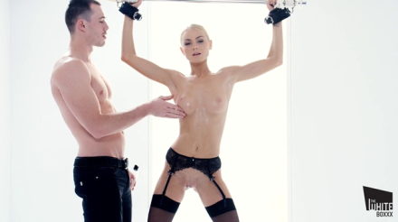 Leaked | Super sexy and skinny blonde fucked in crazy positon | Mega Collection 🔥