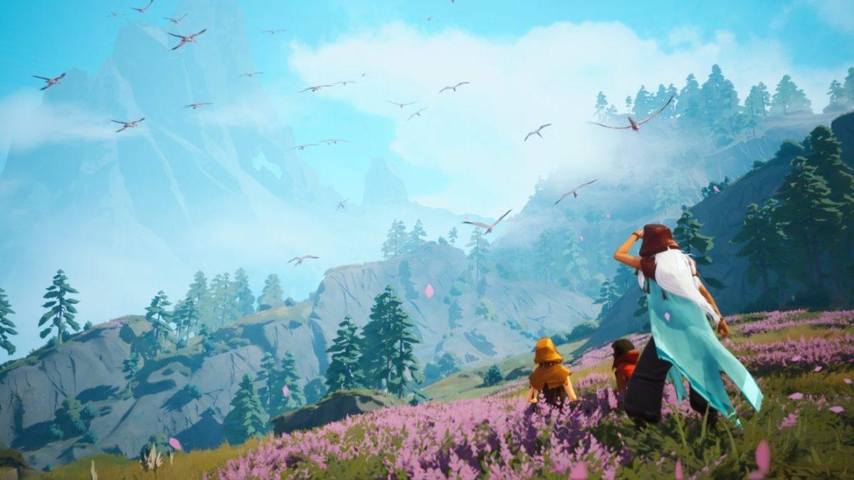Everwild will launch on Xbox Series X; Everwild new trailer