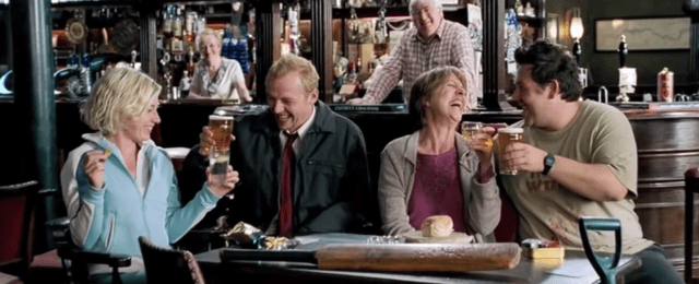 Shaun of the Dead Movie Bars The Winchester