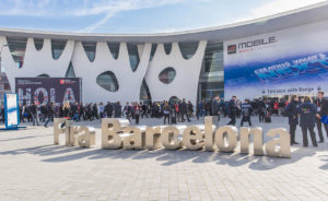 MWC Mobile World Congress Barcelona