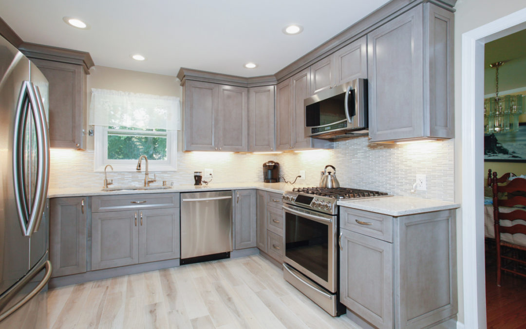 5 Kitchen Remodel Ideas to Tackle This Spring | Tandem ... on Kitchen Renovation Ideas  id=33337