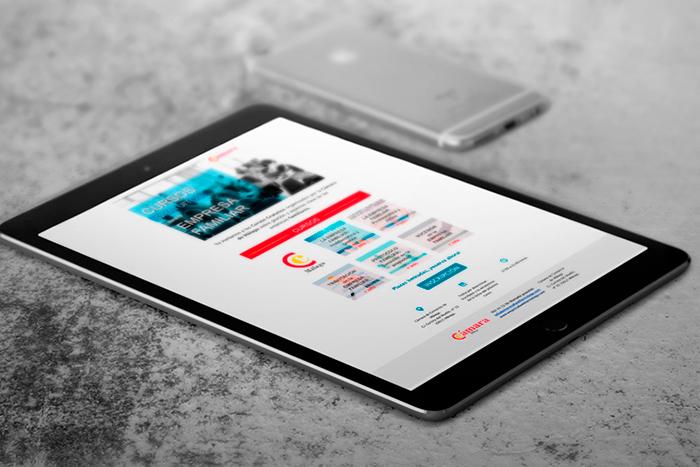 Diseño de Newsletter economico