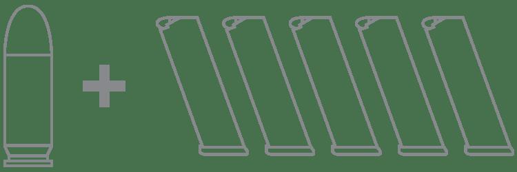 Cloud Defensive Ammo Transport Bag Capacity