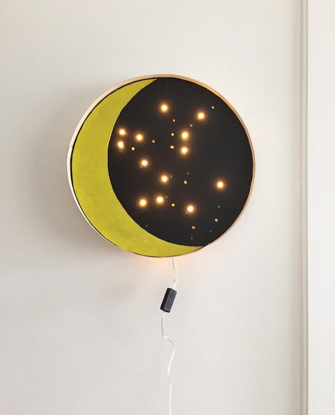 diy moon lamp handmade charlotte