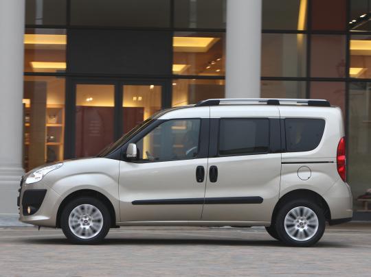 Fiat Doblo - rodzinny kombivan