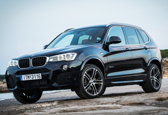 BMW X3 to propozycja na podróż w stylu premium