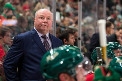 Is Bruce Boudreau the Right Coach for the Minnesota Wild?