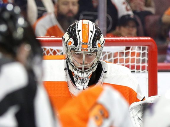 Carter Hart Philadelphia Flyers