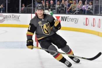 Vegas Golden Knights' William Karlsson Top-3 Performances