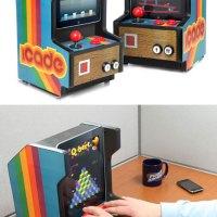 The iCade: An iPad Arcade