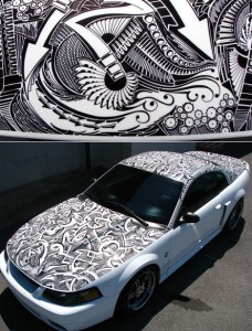 Car Sharpie   Core77 It s safe to say Dunlop  who was reportedly inspired by Brett David s   Sharpie Lamborghini    is Sharpie drawing obsessed  Besides tons of cars  he s done